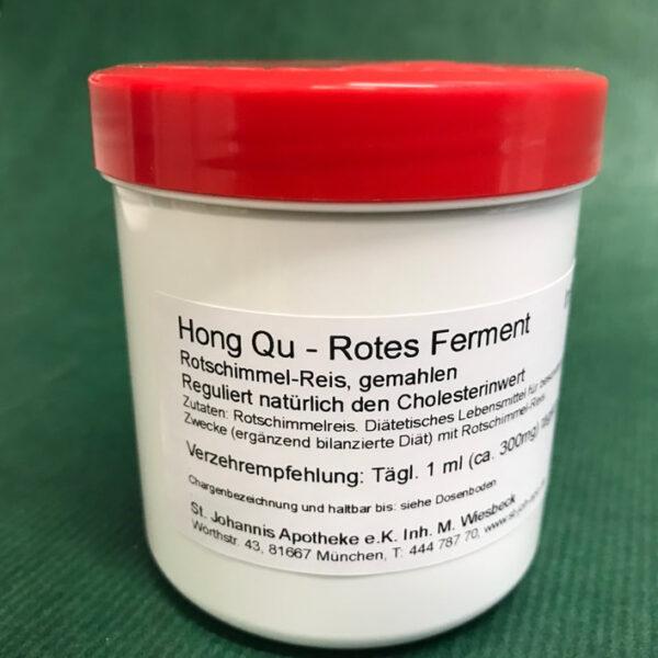 Hong Qu - Rotes Ferment