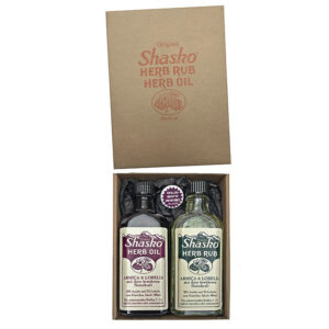 SHASKO HERB RUB & SHASKO HERB OIL